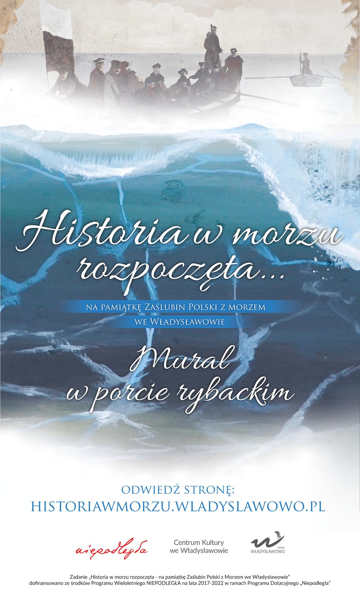 Historia w morzu