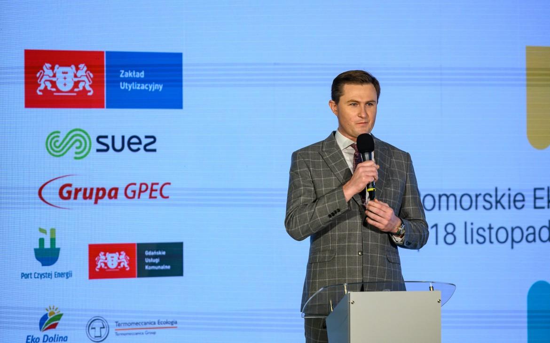 Pomorskie Eko Forum, 18 listopada 2020    fot. Dawid Linkowski